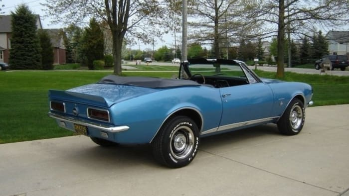 Image #2 of our 1967 Chevrolet Camaro  () In Miami Fort Lauderdale Palm Beach South Florida