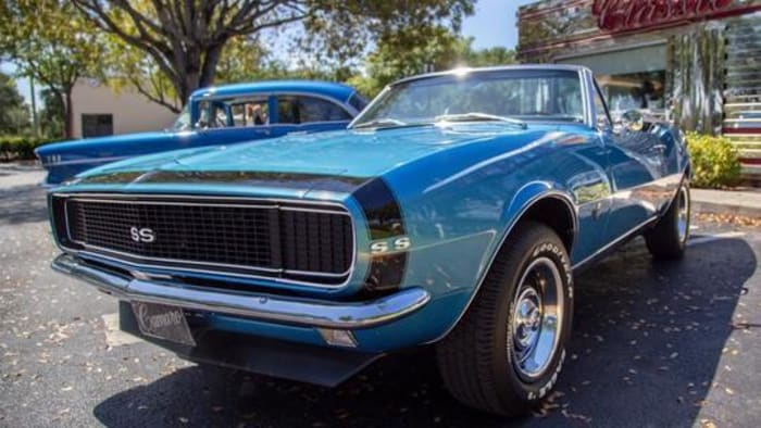 Image #1 of our 1967 Chevrolet Camaro  () In Miami Fort Lauderdale Palm Beach South Florida