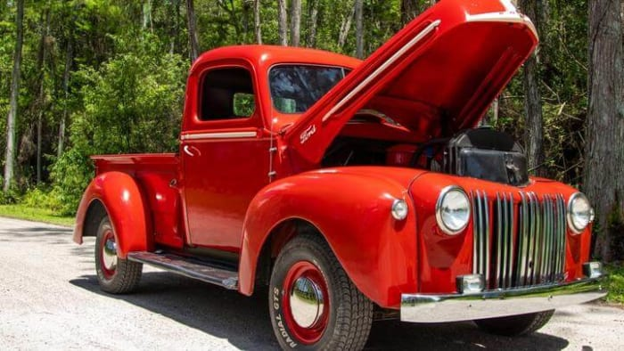 Image #0 of our 1947 Ford F-1  () In Miami Fort Lauderdale Palm Beach South Florida