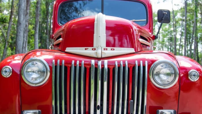 Image #3 of our 1947 Ford F-1  () In Miami Fort Lauderdale Palm Beach South Florida