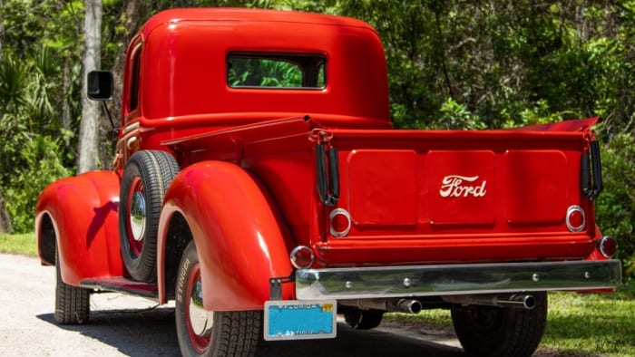 Image #2 of our 1947 Ford F-1  () In Miami Fort Lauderdale Palm Beach South Florida