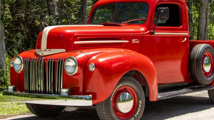 Image #5 of our 1947 Ford F-1  () In Miami Fort Lauderdale Palm Beach South Florida