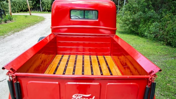 Image #4 of our 1947 Ford F-1  () In Miami Fort Lauderdale Palm Beach South Florida