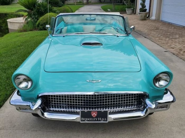 Image #2 of our 1957 Ford Thunderbird  () In Miami Fort Lauderdale Palm Beach South Florida