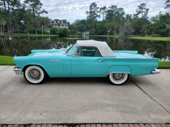 Image #1 of our 1957 Ford Thunderbird  () In Miami Fort Lauderdale Palm Beach South Florida