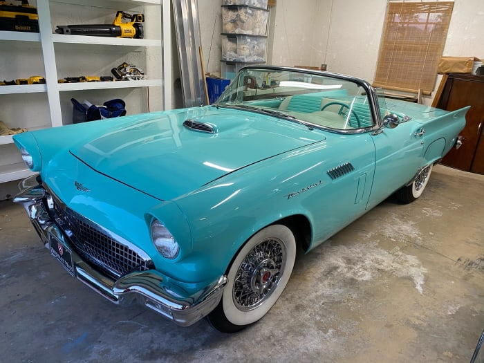 Image #5 of our 1957 Ford Thunderbird  () In Miami Fort Lauderdale Palm Beach South Florida