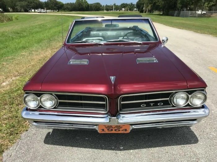 Image #1 of our 1963 Pontiac GTO  () In Miami Fort Lauderdale Palm Beach South Florida