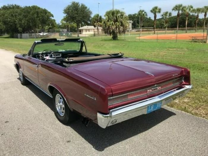 Image #3 of our 1963 Pontiac GTO  () In Miami Fort Lauderdale Palm Beach South Florida