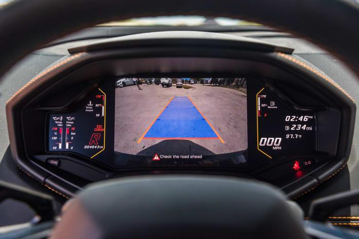 Image #3 of our 2022 Lamborghini Huracan EVO  (Orange) In Miami Fort Lauderdale Palm Beach South Florida