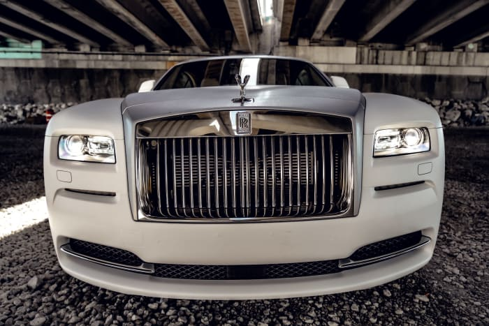 Image #3 of our 2018 Rolls Royce Wraith  (Matte White) In Miami Fort Lauderdale Palm Beach South Florida