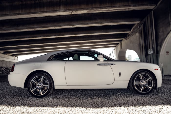 Image #4 of our 2018 Rolls Royce Wraith  (Matte White) In Miami Fort Lauderdale Palm Beach South Florida