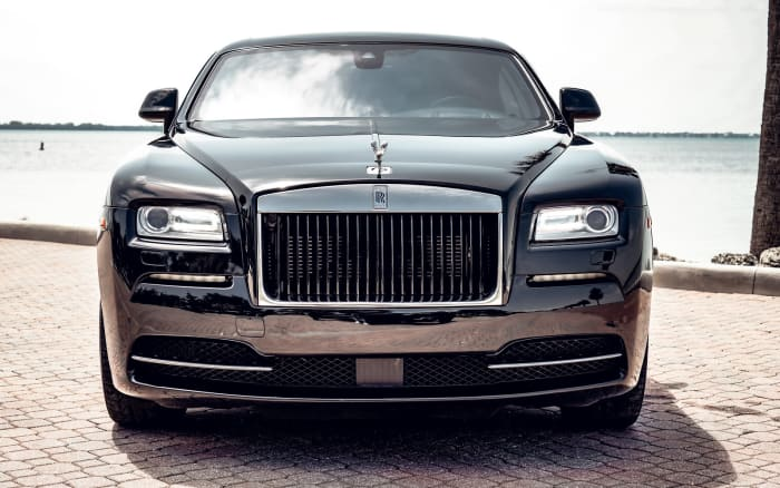 Image #4 of our 2021 Rolls Royce Wraith Starlight (Black) In Miami Fort Lauderdale Palm Beach South Florida