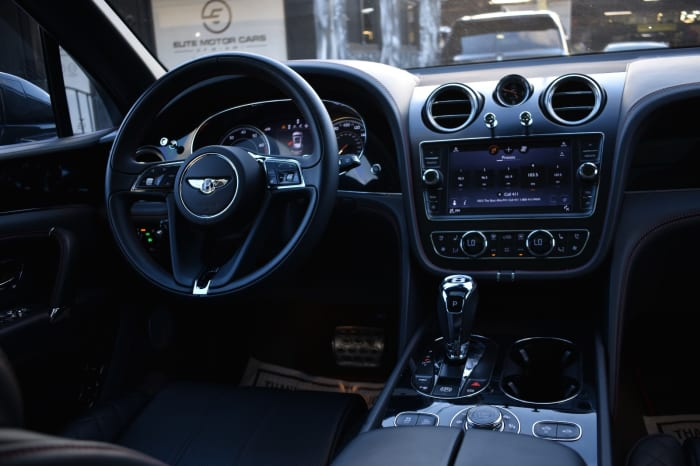 Image #6 of our 2021 Bentley Bentayga Starlight (Black/Black) In Miami Fort Lauderdale Palm Beach South Florida