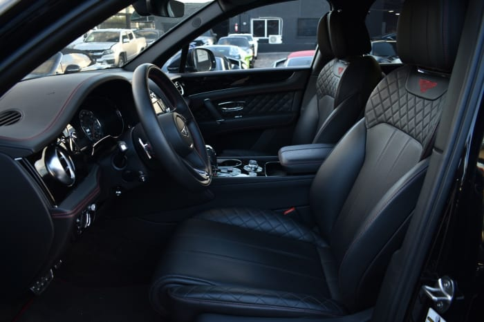 Image #3 of our 2021 Bentley Bentayga Starlight (Black/Black) In Miami Fort Lauderdale Palm Beach South Florida