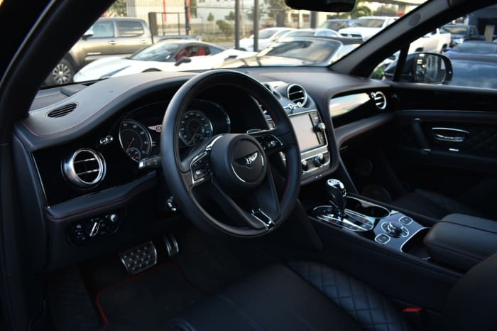 Image #2 of our 2021 Bentley Bentayga Starlight (Black/Black) In Miami Fort Lauderdale Palm Beach South Florida