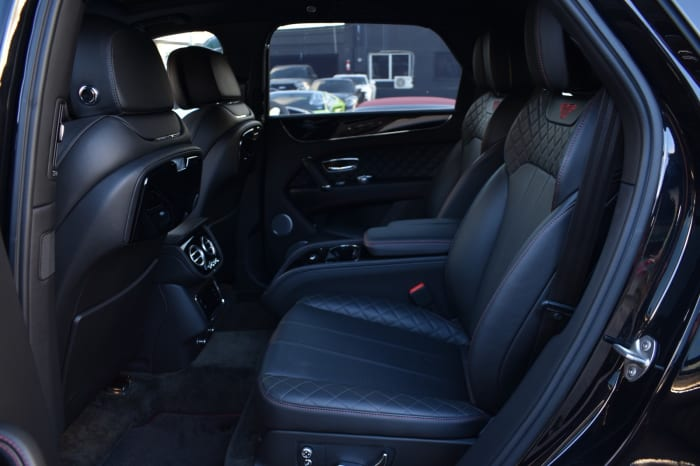 Image #4 of our 2021 Bentley Bentayga Starlight (Black/Black) In Miami Fort Lauderdale Palm Beach South Florida