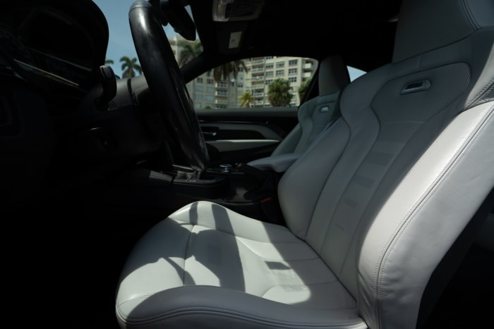 Image #3 of our 2015 BMW M4 Manual Transmission (Yas Marina Blue) In Miami Fort Lauderdale Palm Beach South Florida