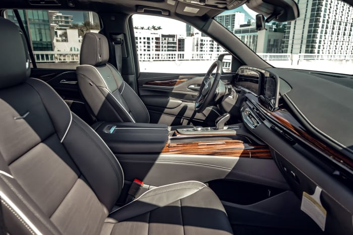 Image #6 of our 2021 Cadillac Escalade Premium Luxury  (Black) In Miami Fort Lauderdale Palm Beach South Florida
