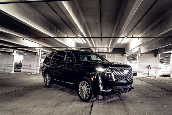 Image #2 of our 2021 Cadillac Escalade Premium Luxury  (Black) In Miami Fort Lauderdale Palm Beach South Florida