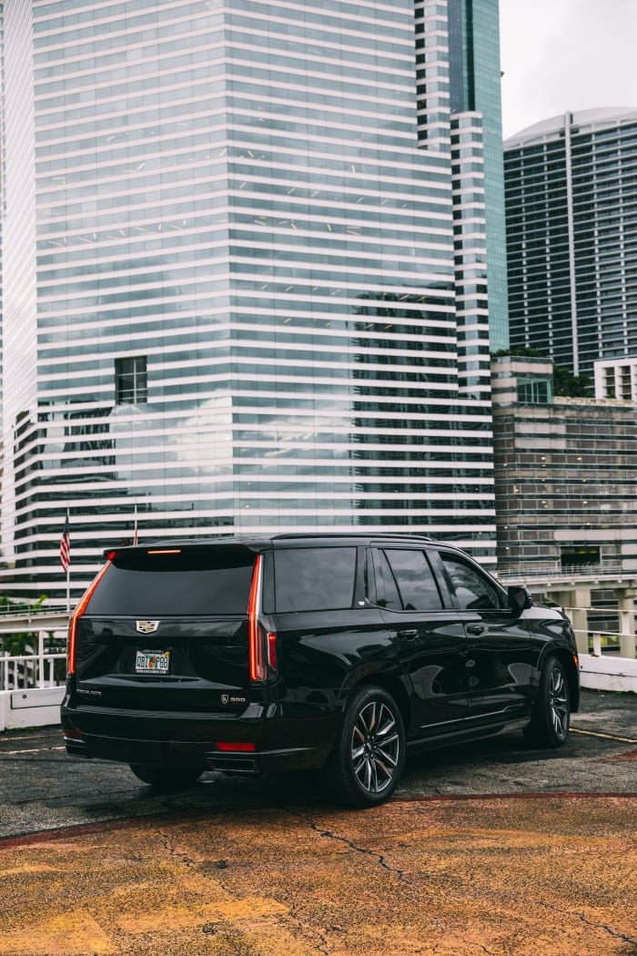 Image #4 of our 2021 Cadillac Escalade Armored Armored (Black) In Miami Fort Lauderdale Palm Beach South Florida