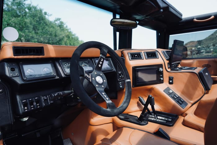 Image #9 of our 2000 Hummer H1 Alpha  (Black) In Miami Fort Lauderdale Palm Beach South Florida