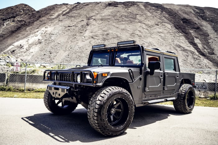 Image #3 of our 2000 Hummer H1 Alpha  (Black) In Miami Fort Lauderdale Palm Beach South Florida