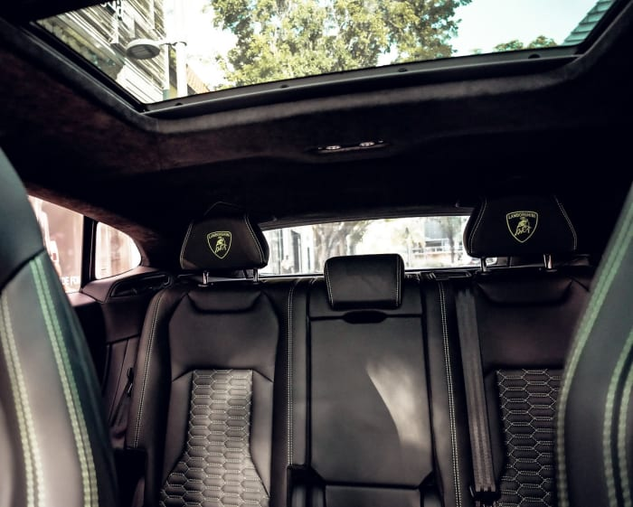Image #6 of our 2021 Lamborghini Urus  (Dove Gray) In Miami Fort Lauderdale Palm Beach South Florida