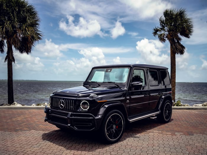Image #0 of our 2018 Mercedes Benz G-Class  (Black) In Miami Fort Lauderdale Palm Beach South Florida