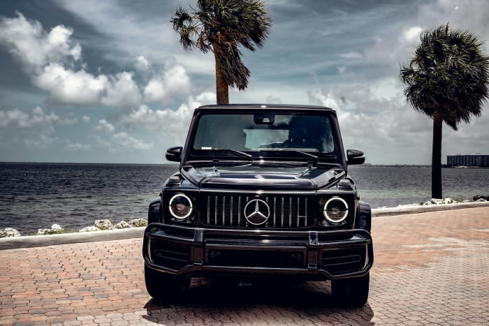 Image #2 of our 2018 Mercedes Benz G-Class  (Black) In Miami Fort Lauderdale Palm Beach South Florida