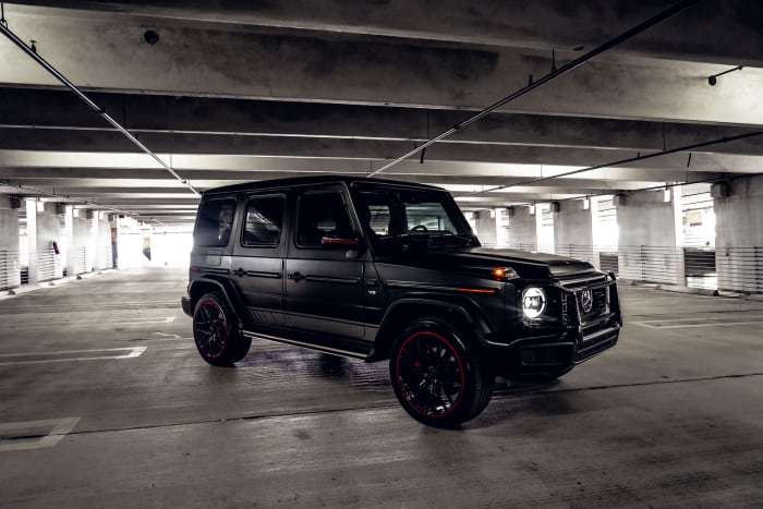 Image #2 of our 2021 Mercedes Benz G63  (Matte Black) In Miami Fort Lauderdale Palm Beach South Florida