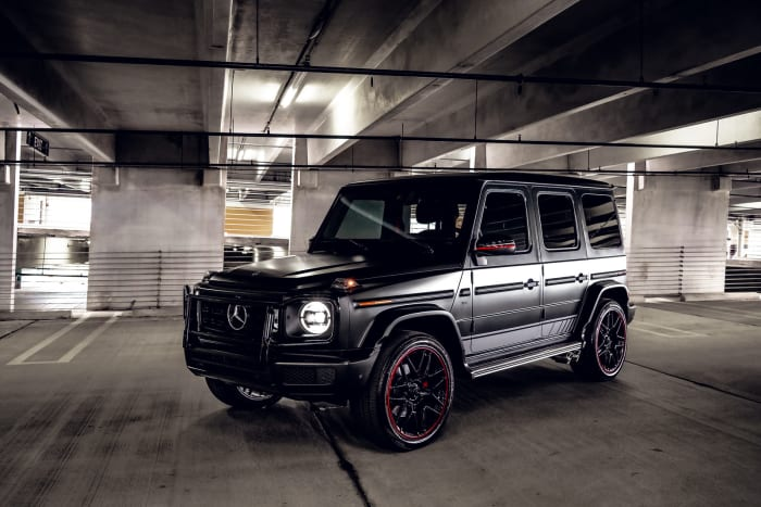 Image #0 of our 2021 Mercedes Benz G63  (Matte Black) In Miami Fort Lauderdale Palm Beach South Florida