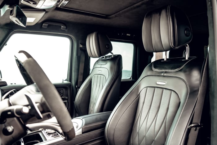 Image #5 of our 2018 Mercedes Benz G63  (White) In Miami Fort Lauderdale Palm Beach South Florida