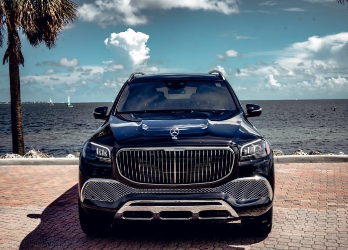 Image #1 of our 2021 Mercedes Benz GLS 600 Maybach (Black) In Miami Fort Lauderdale Palm Beach South Florida