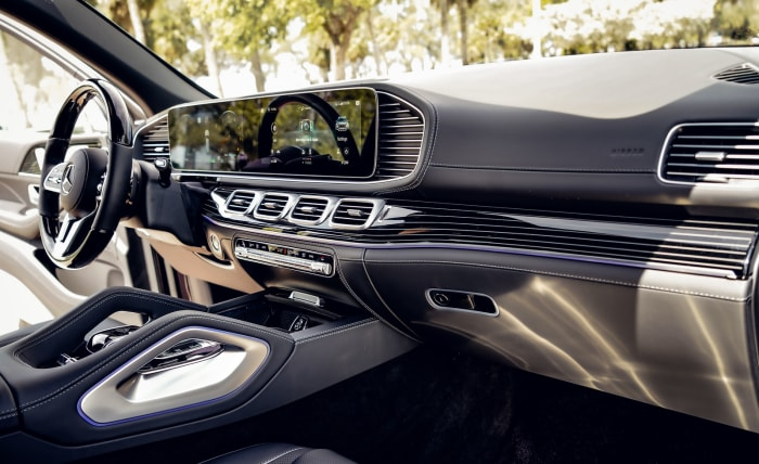 Image #5 of our 2021 Mercedes Benz GLS 600 Maybach (Black) In Miami Fort Lauderdale Palm Beach South Florida