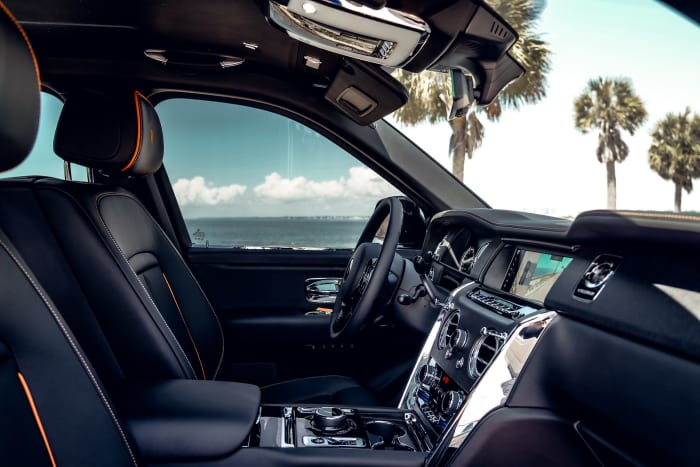 Image #4 of our 2018 Rolls Royce Cullinan  (Black) In Miami Fort Lauderdale Palm Beach South Florida