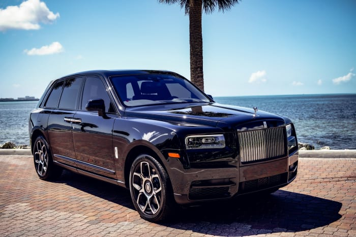 Image #0 of our 2018 Rolls Royce Cullinan  (Black) In Miami Fort Lauderdale Palm Beach South Florida