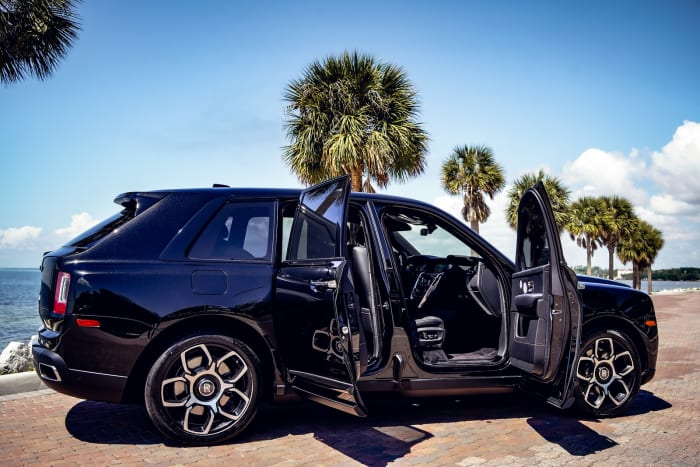Image #2 of our 2018 Rolls Royce Cullinan  (Black) In Miami Fort Lauderdale Palm Beach South Florida
