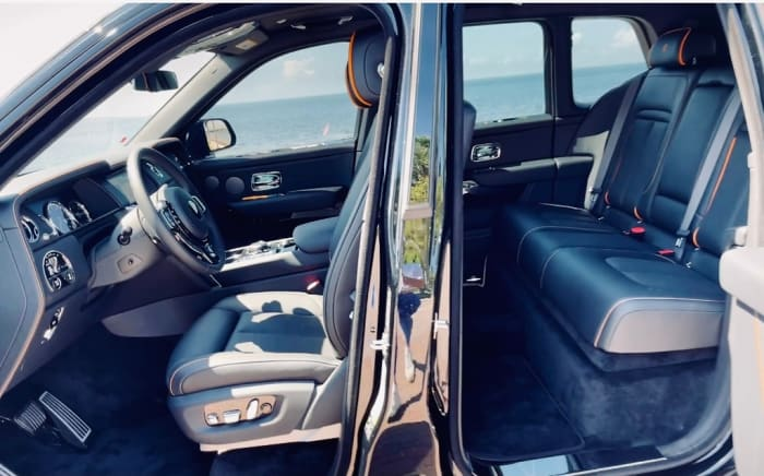 Image #5 of our 2018 Rolls Royce Cullinan  (Black) In Miami Fort Lauderdale Palm Beach South Florida