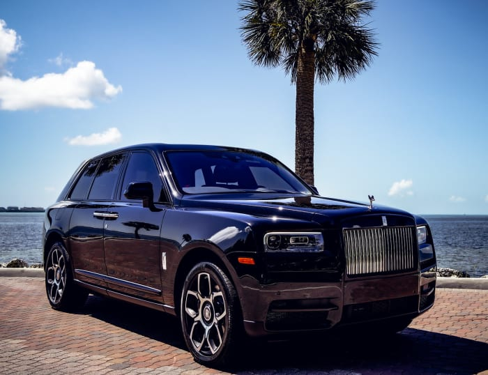Image #1 of our 2018 Rolls Royce Cullinan  (Black) In Miami Fort Lauderdale Palm Beach South Florida