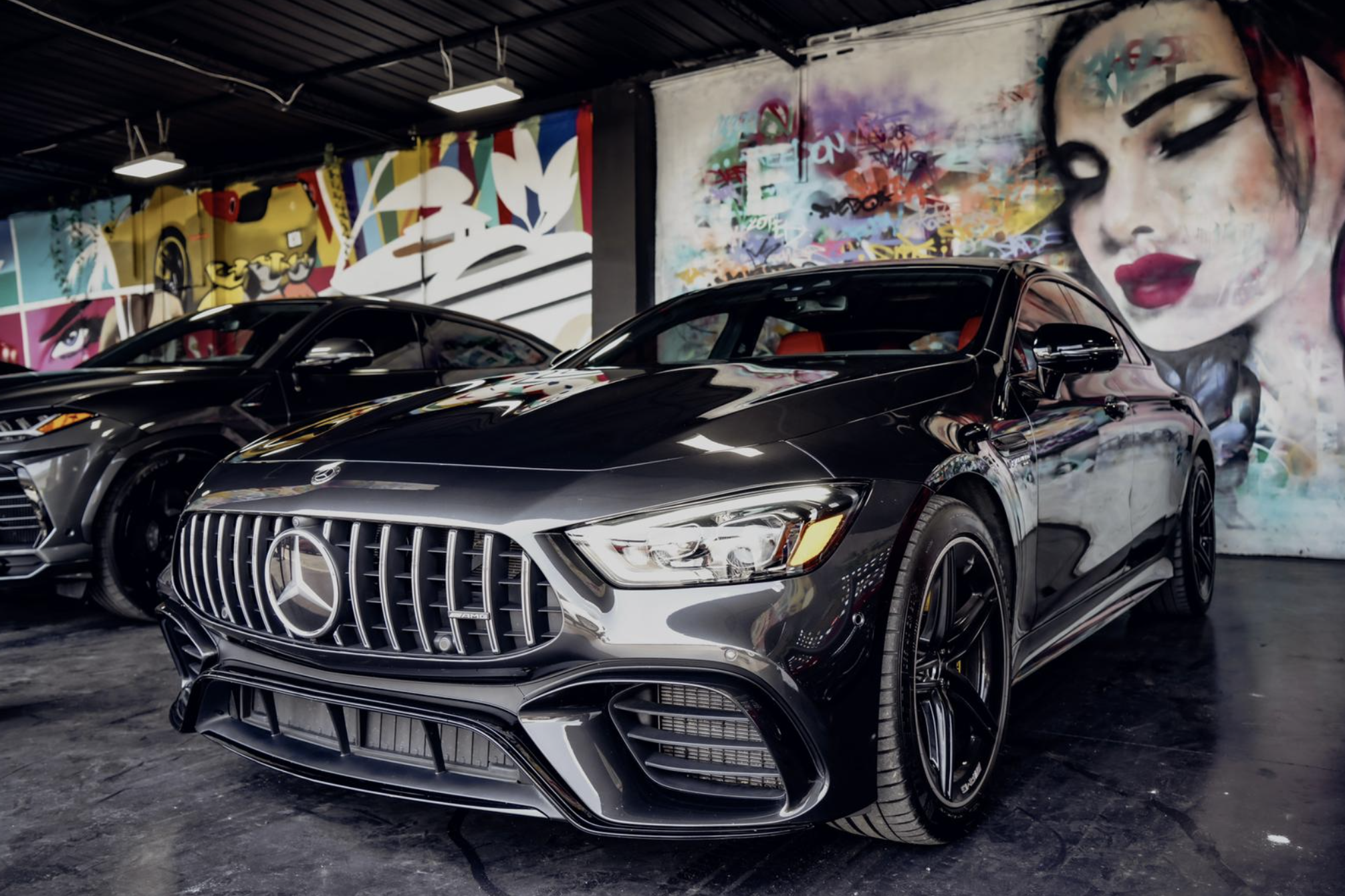 Image #2 of our  Mercedes GT63S AMG    In Miami Fort Lauderdale Palm Beach South Florida