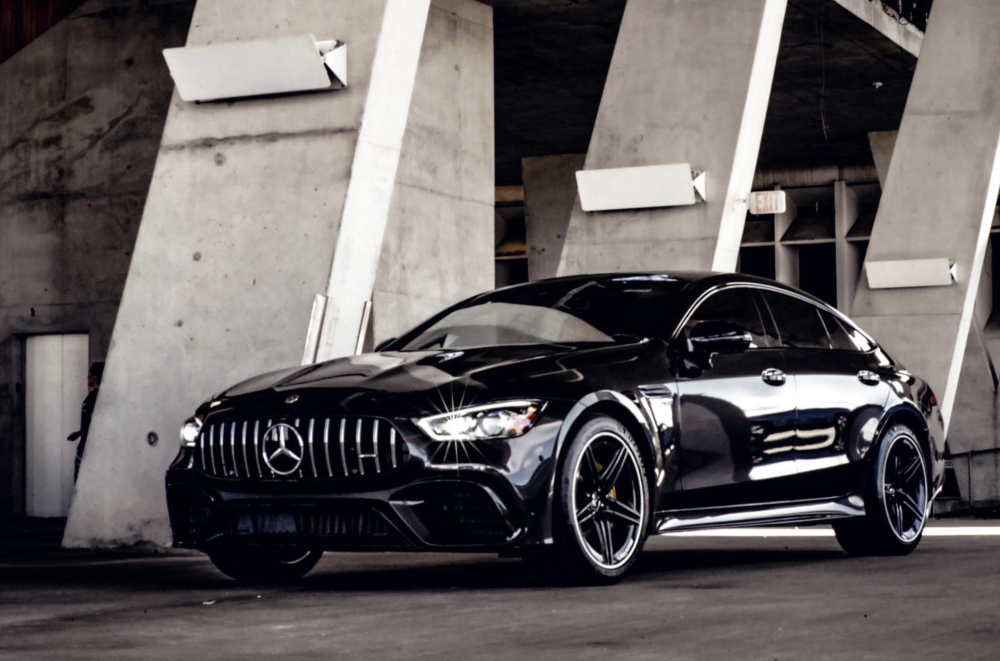 Image #3 of our  Mercedes GT63S AMG    In Miami Fort Lauderdale Palm Beach South Florida