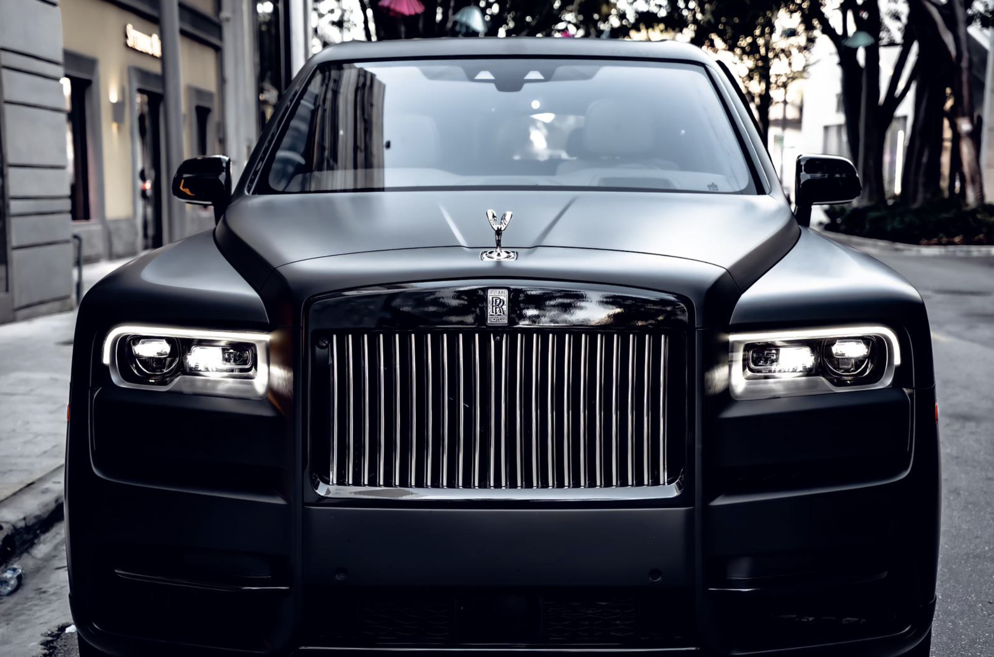 Image #6 of our  2021 ROLLS ROYCE CULLINAN - MATT BLACK    In Miami Fort Lauderdale Palm Beach South Florida
