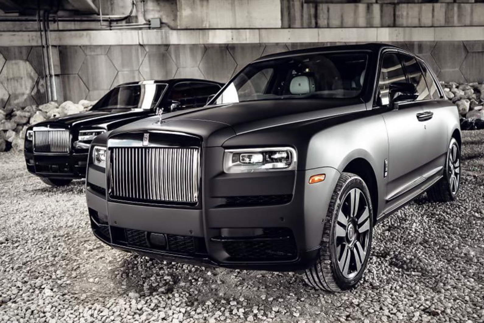 Image #7 of our  2021 ROLLS ROYCE CULLINAN - MATT BLACK    In Miami Fort Lauderdale Palm Beach South Florida