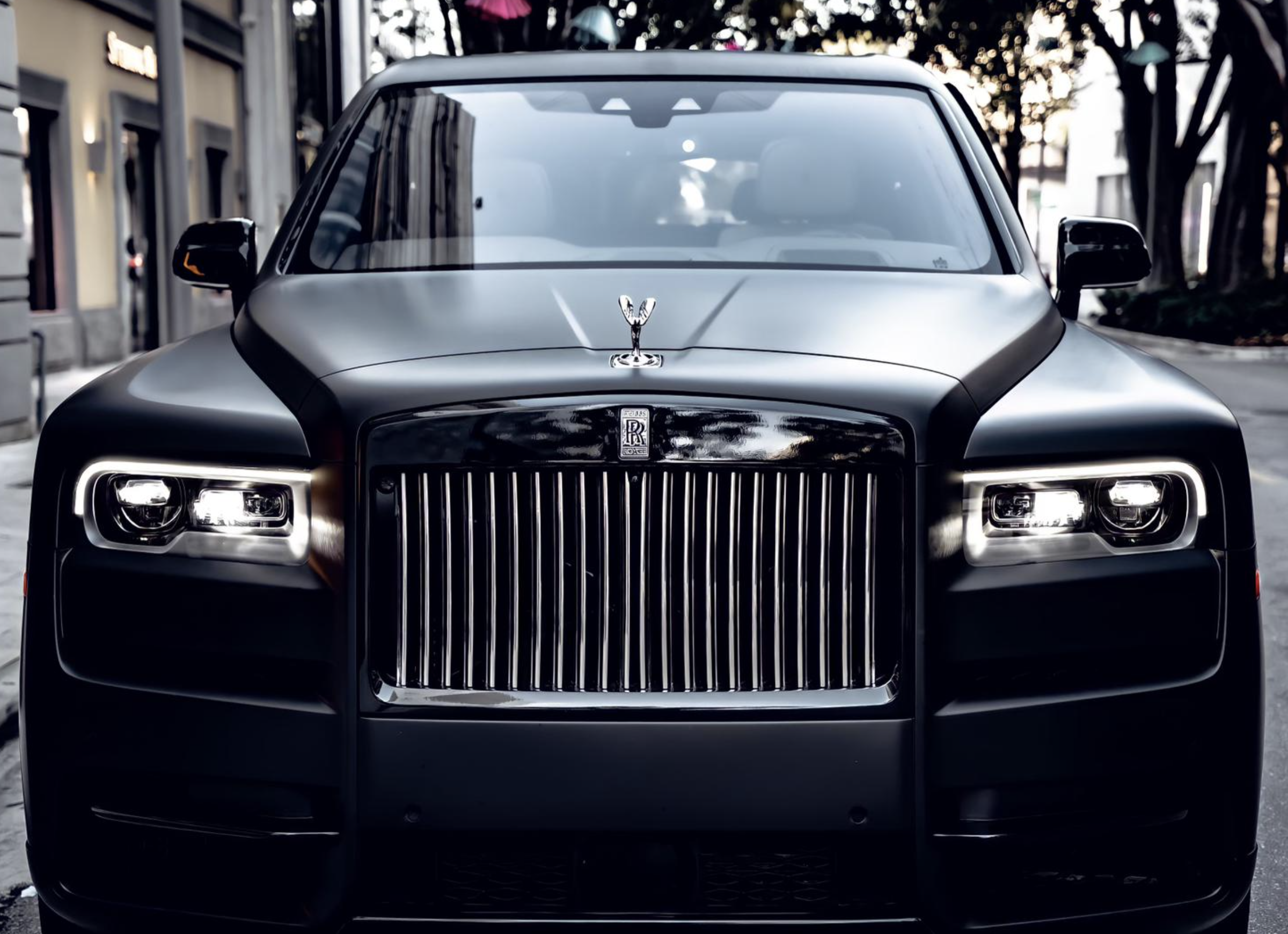 Image #10 of our  2021 ROLLS ROYCE CULLINAN - MATT BLACK    In Miami Fort Lauderdale Palm Beach South Florida