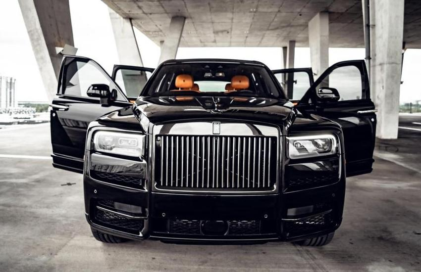 Image #1 of our  2021 ROLLS ROYCE CULLINAN - BLACK BADGE    In Miami Fort Lauderdale Palm Beach South Florida