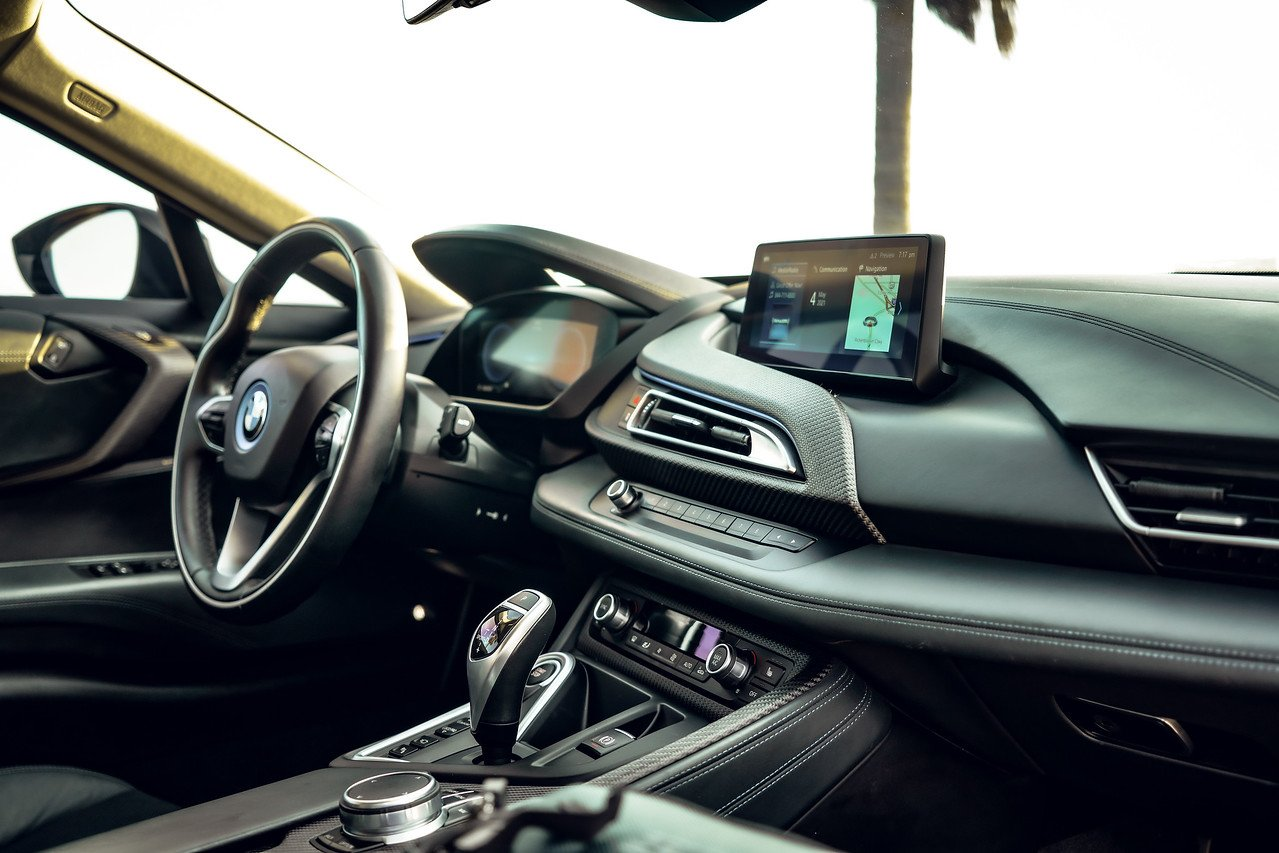Image #12 of our  BMW I8 COUPE (DARK GREEN) 2019    In Miami Fort Lauderdale Palm Beach South Florida