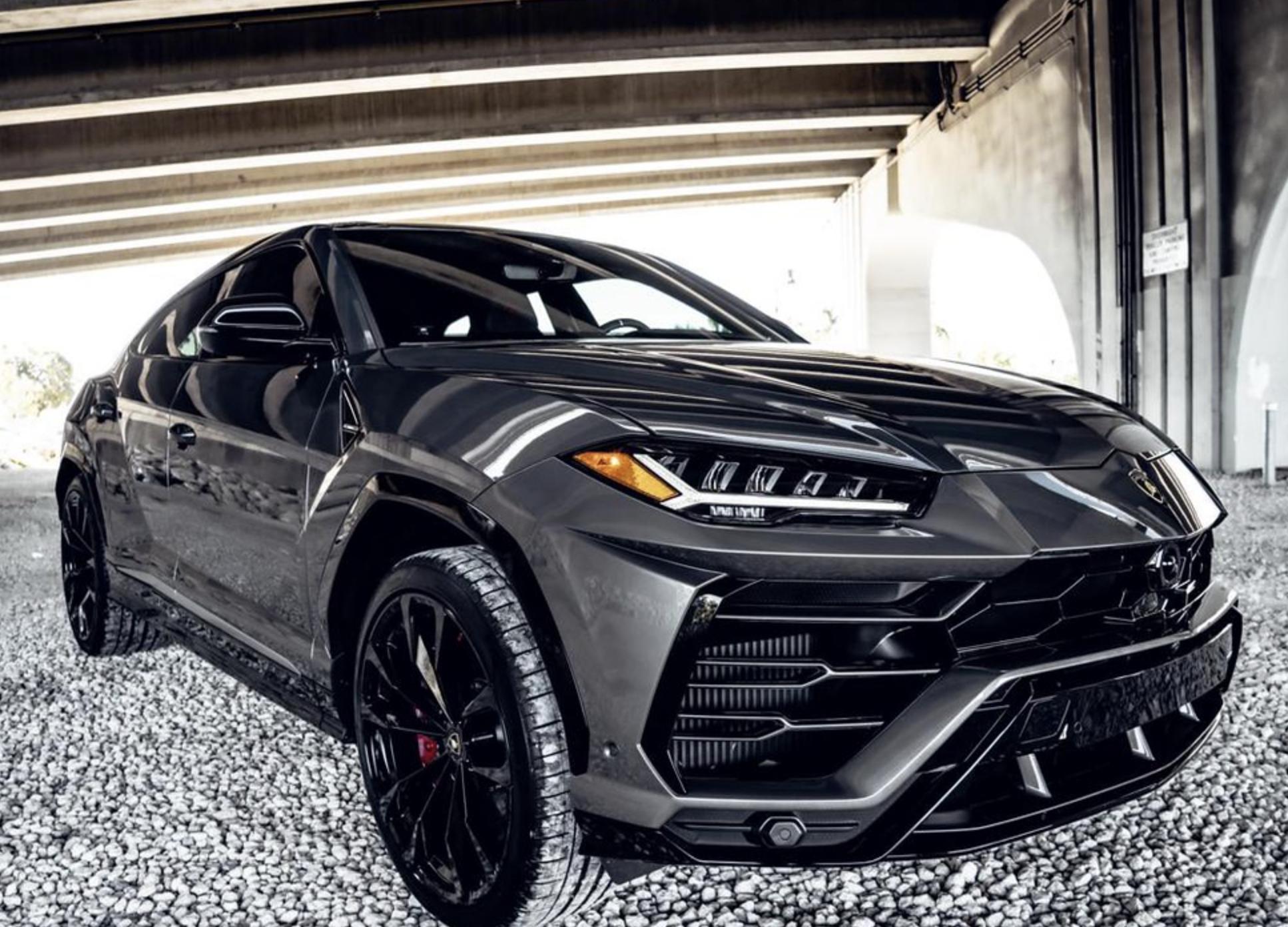Image #1 of our  2021 Lamborghini Urus - Silver    In Miami Fort Lauderdale Palm Beach South Florida