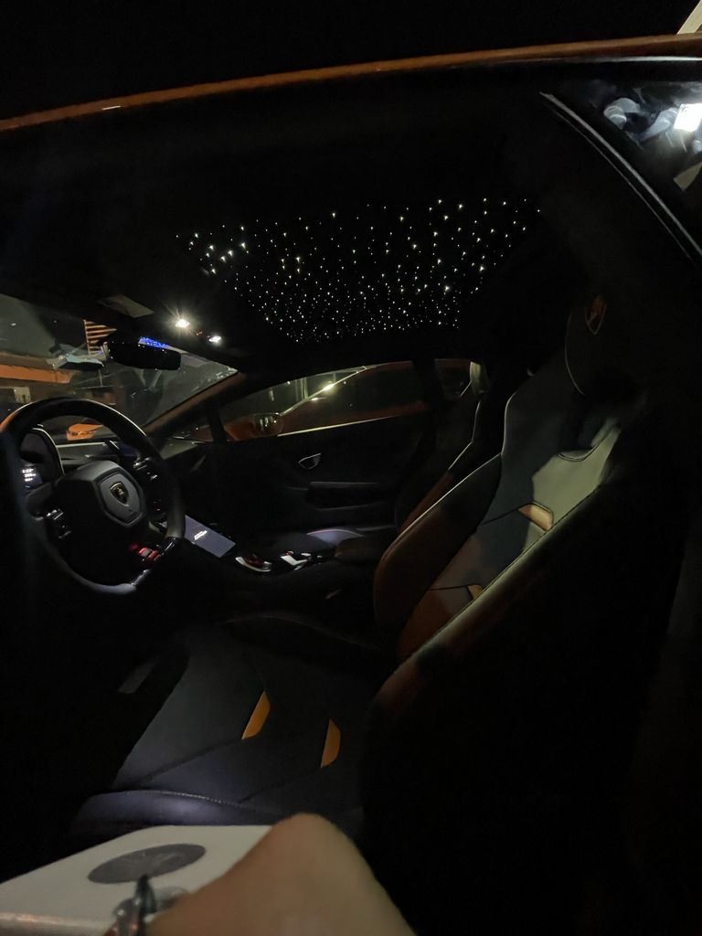 Image #10 of our  Lamborghini Huracan EVO Orange Coupe    In Miami Fort Lauderdale Palm Beach South Florida
