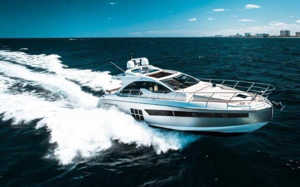 Image #0 of our  55′ AZIMUT 2014   () In Miami Fort Lauderdale Palm Beach South Florida