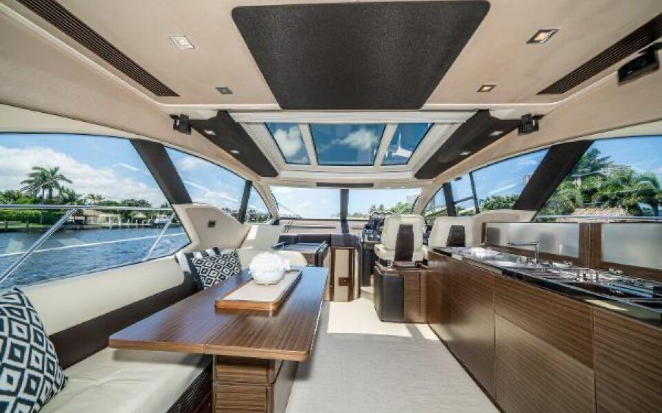 Image #1 of our  55′ AZIMUT 2014   () In Miami Fort Lauderdale Palm Beach South Florida
